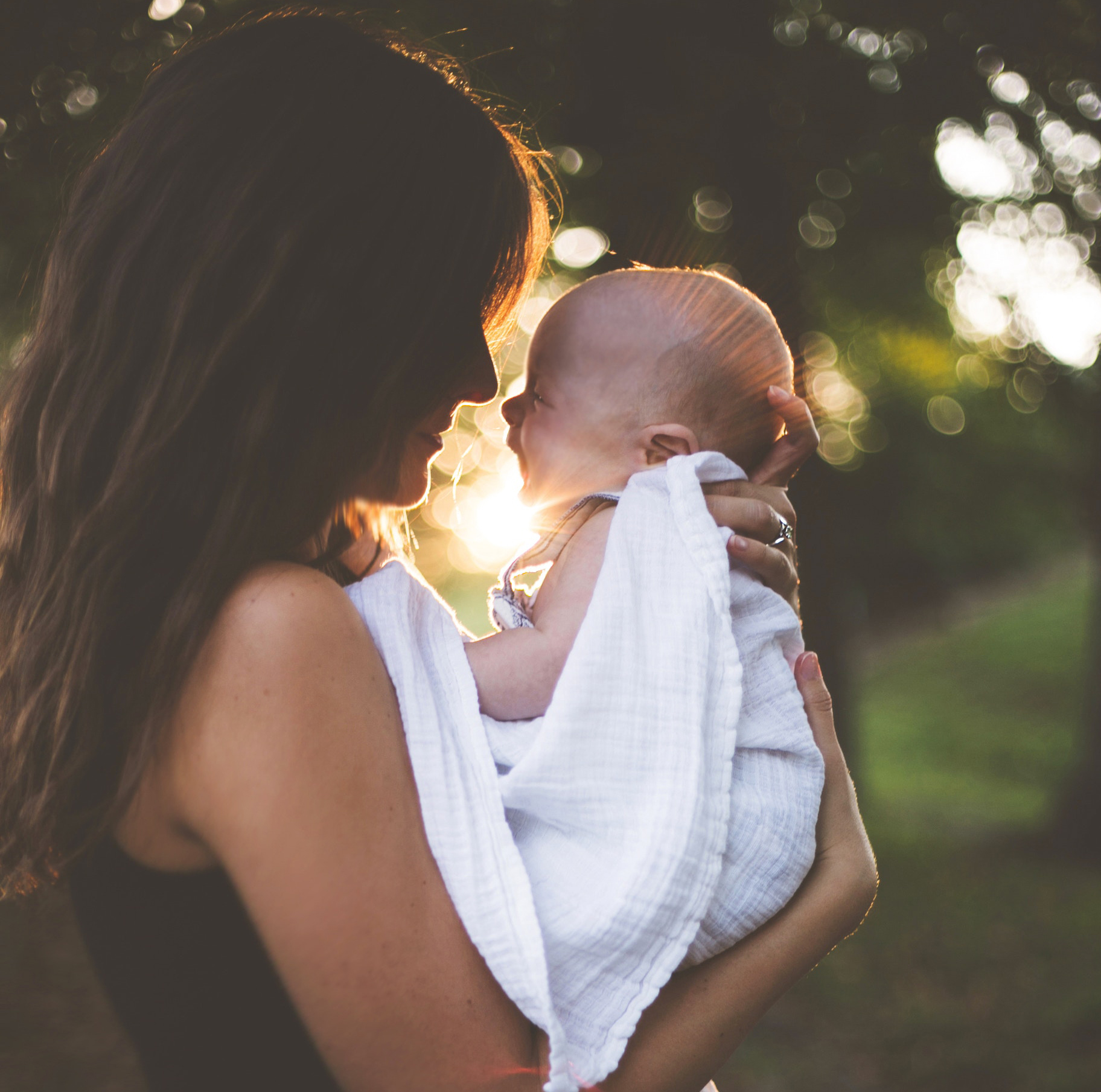 Těhotenství a děti