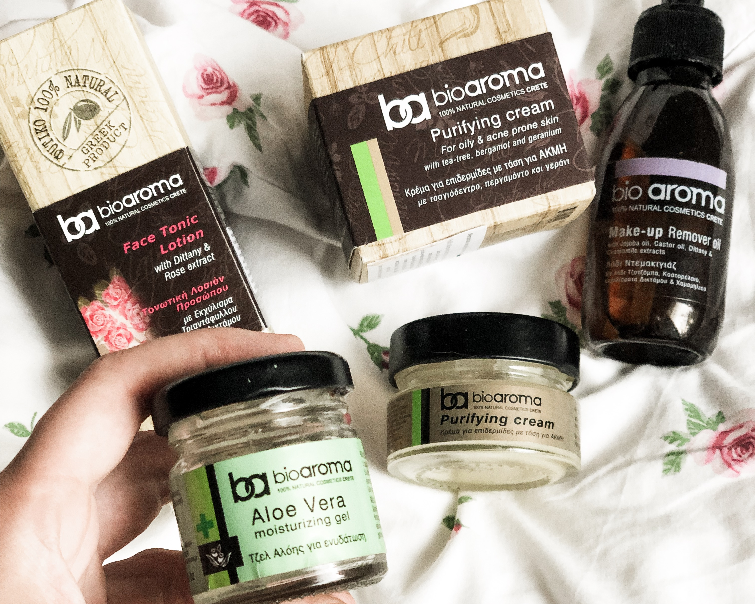 Přírodní kosmetika BioAroma proti akné v mládí i dospělosti. Jak na to?