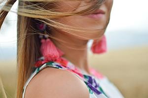 Letní péče o Vaše vlasy