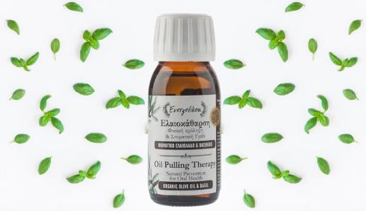 Oil Pulling Therapy - detoxikace úst i těla