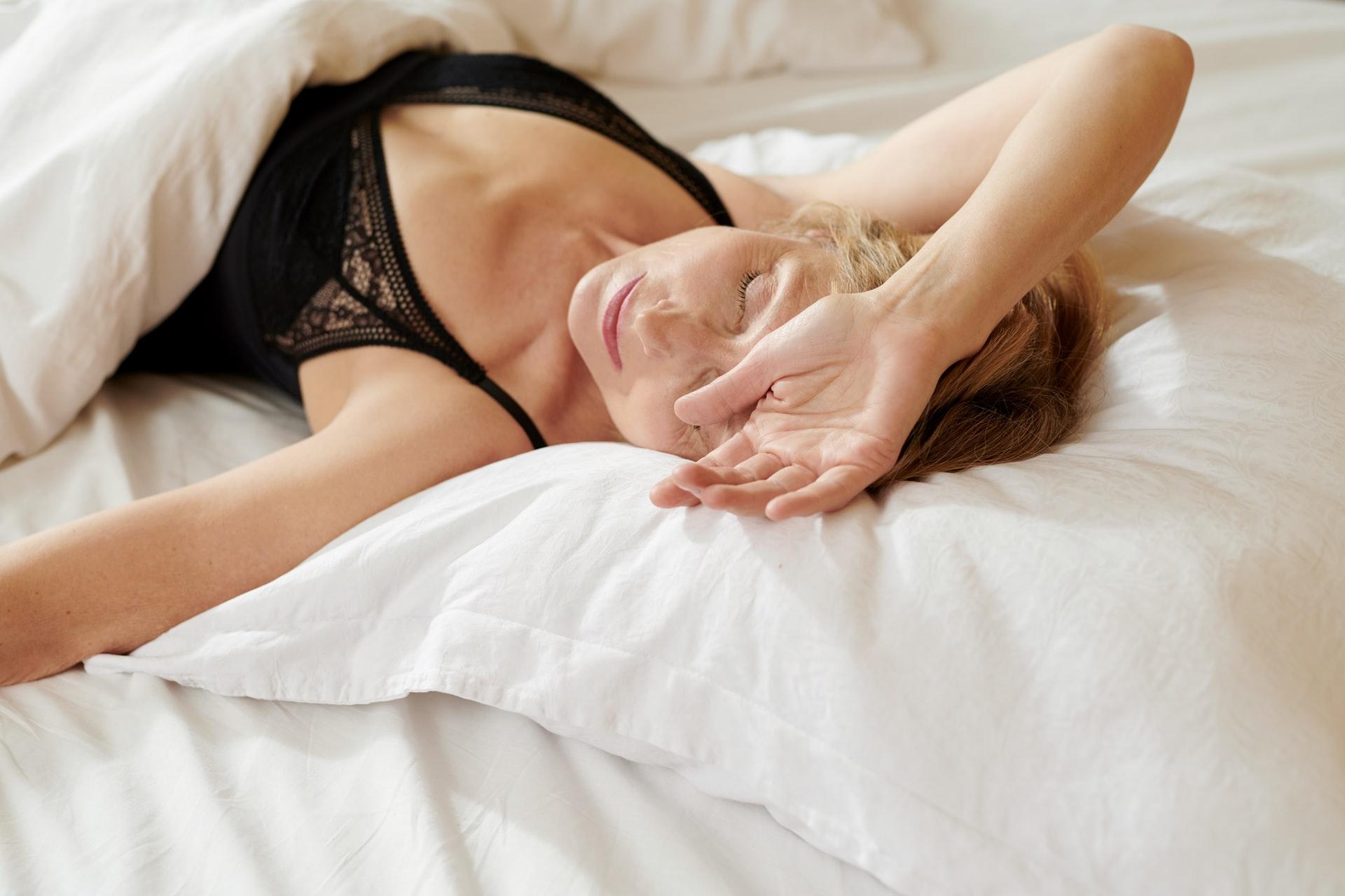 Večerní rutina pro klidný spánek