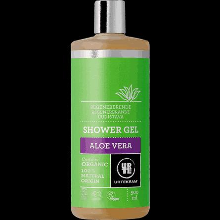 Urtekram Sprchový gel Aloe Vera 500 ml, BIO VEG