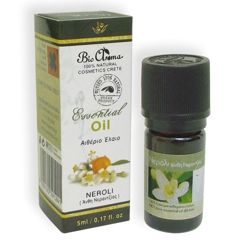 Esenciální olej Neroli