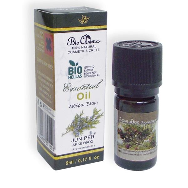 Esenciální olej Jalovec BIO - Juniperus phoenicea