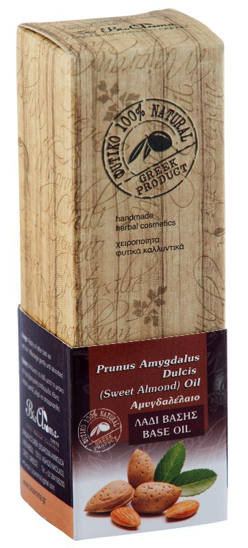 Mandlový olej vhodný pro suchou a citlivou pleť