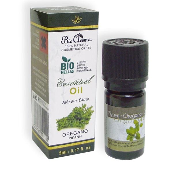 Esenciální olej Oregano Bio