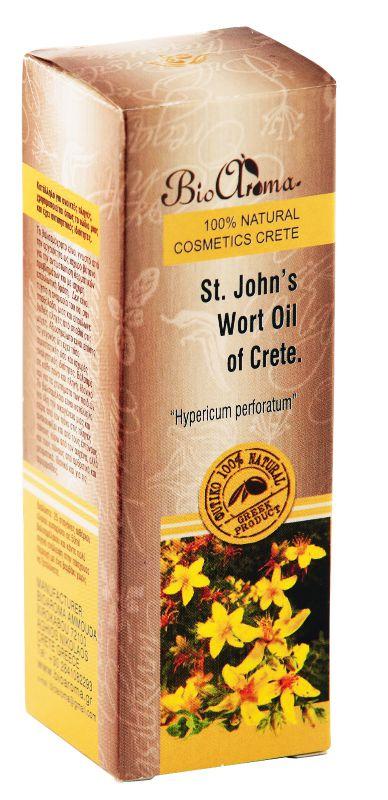Třezalkový svatojánský olej