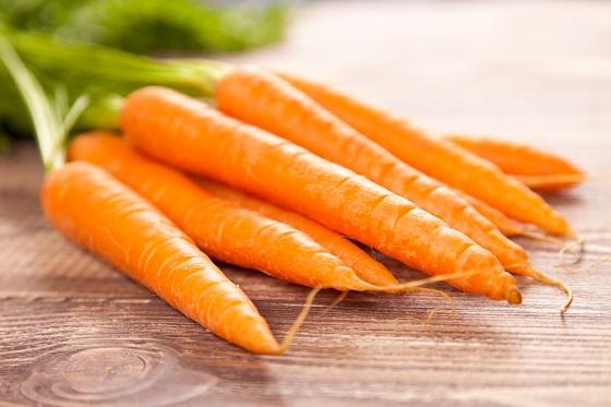 mrkvový olej